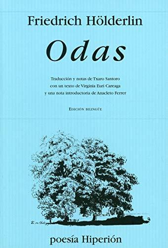 9788475176215: Odas (Poesía Hiperión)