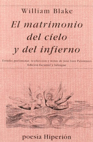 9788475176468: El Matrimonio del Cielo y del Infierno (Spanish Edition)