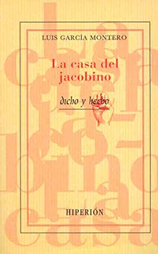 9788475177076: La Casa del Jacobino