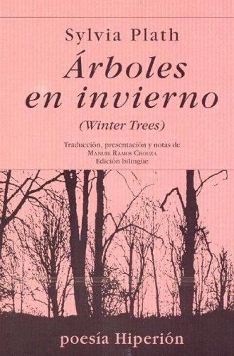 9788475177083: Árboles en invierno (Poesía Hiperión)