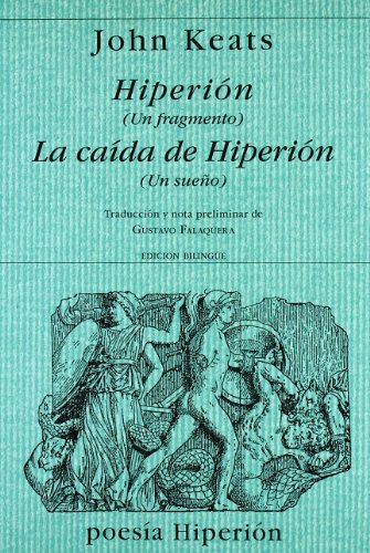 9788475177175: Hiperion - La Caida de Hiperion (Spanish Edition)