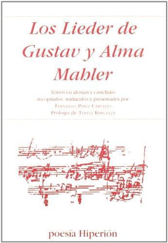Los lieder de Gustav y Alma Mahler