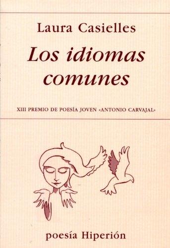 9788475179766: Los idiomas comunes (Poesia Hiperion)