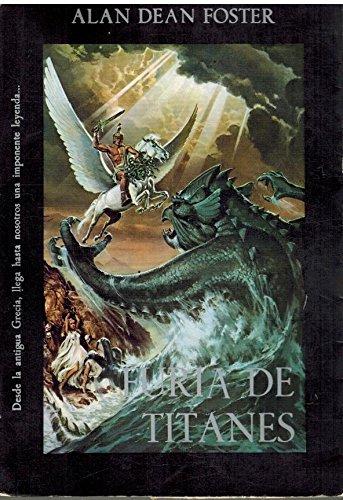 9788475200200: Furia de titanes : una novela