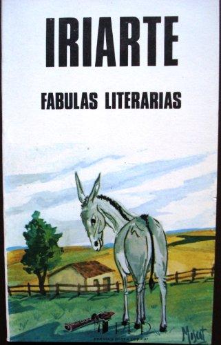 9788475201146: FABULAS LITERARIAS