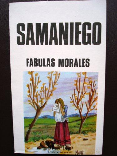 9788475201269: SAMANIEGO. FABULAS MORALES