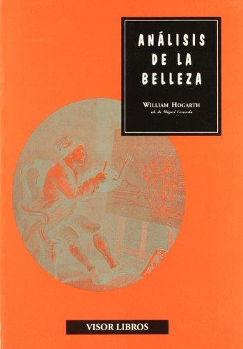 9788475220062: ANALISIS DE LA BELLEZA