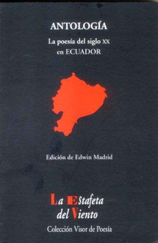 9788475220192: Poesia Ecuatoriana: Antologia Esencial (Spanish Edition)