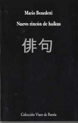9788475220376: Nuevo Rincón De Haikus (Visor de Poesía)