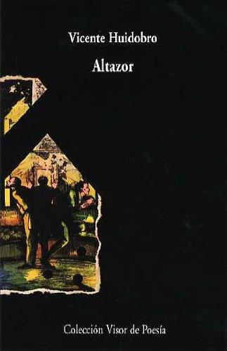 9788475220413: Altazor (Visor de Poesía)