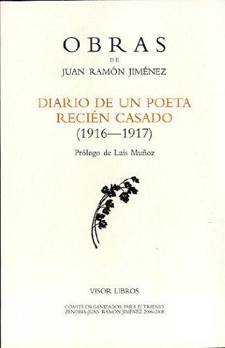 9788475220451: O.C. JUAN RAMON JIMENEZ DIARIO DE UN POETA RECIEN CASADO
