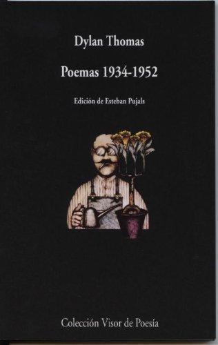 9788475220604: Poemas: 1934 - 1952 (Visor de Poesía)