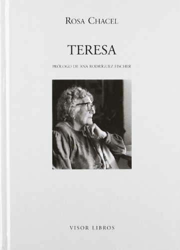 9788475220758: Teresa (Letras Madrilenas Contemporaneas) (Spanish Edition)