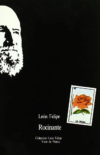 Rocinante (Spanish Edition): LEON FELIPE