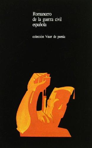 Romancero De La Guerra Civil Espanola (Spanish: Santonja, Gonzalo