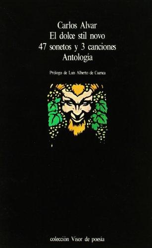 El dolce stil novo (Antología) (Paperback)