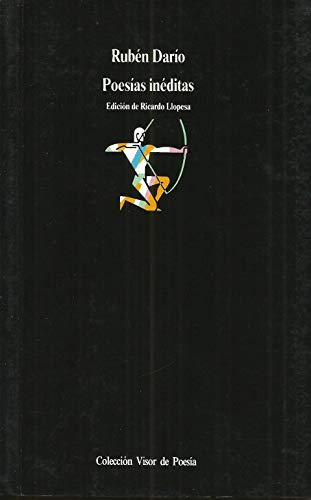 9788475222202: Dario, Rubén : poesias ineditas (Colección Visor de poesía)