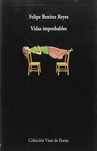 9788475223353: Vidas improbables (Visor de Poesía)