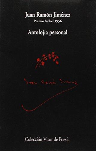 9788475223421: Antolojía Personal con AudioCD (Visor de Poesía)