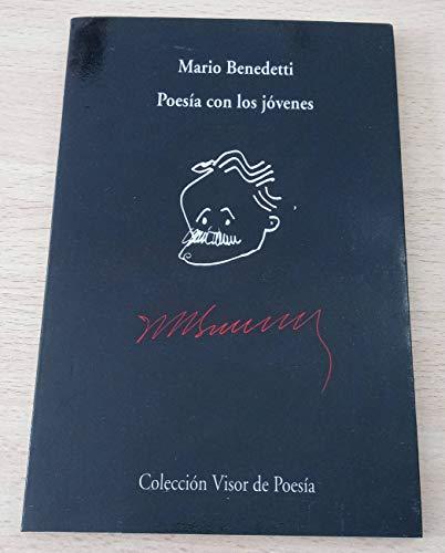 9788475223643: Poesía con los jovenes con AudioCD (Visor de Poesía)