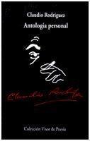 9788475224374: Antología Personal con AudioCD (Visor de Poesía)
