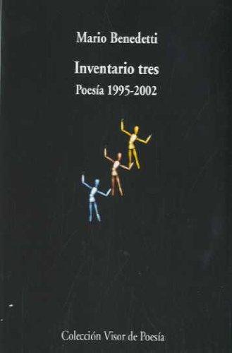 9788475225104: Inventario tres: Poesía 1995-2002: 510 (Visor de Poesía)