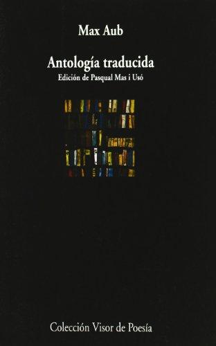 9788475225388: Antologia Traducida (Spanish Edition)