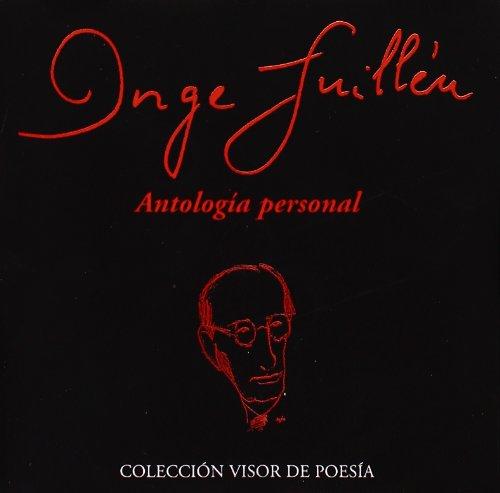Antología personal (Paperback): Jorge Guillen
