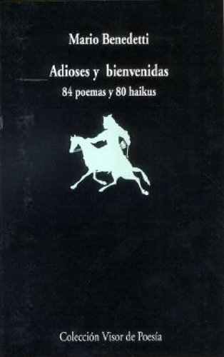 9788475226071: Adioses Y Bienvenidas