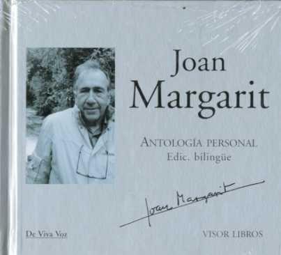ANTOLOGIA PERSONAL (MARGARIT) (V.VOZ): MARGARIT,J.