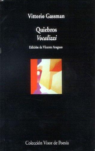 9788475227757: Quiebros