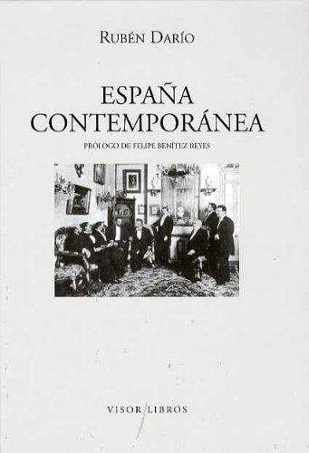 España contemporánea: Ruben Dario