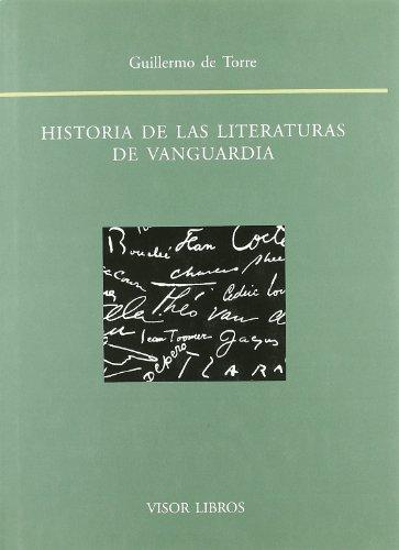 La estafeta del viento, No. 12: HISTORIA LITERATURA VANGUARDIA.: Torre Ballesteros, Guillermo de