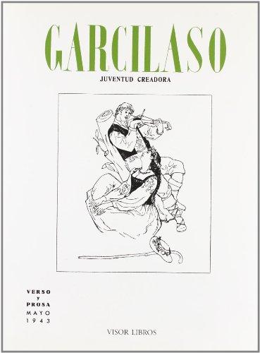 9788475228808: Garcilaso Juventud Creadora