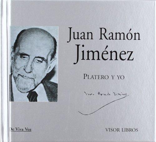 9788475228983: Platero y yo (+CD-rom) (De Viva Voz)