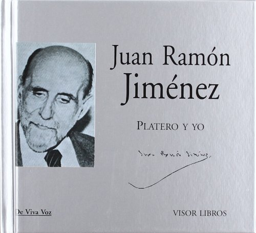 9788475228983: Platero y Yo: Seleccion with CD (Audio) (de Viva Voz) (Spanish Edition)
