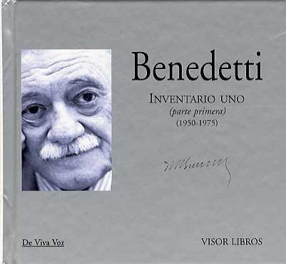9788475229041: Inventario Uno - 1950-1975 - Con CD (Spanish Edition)