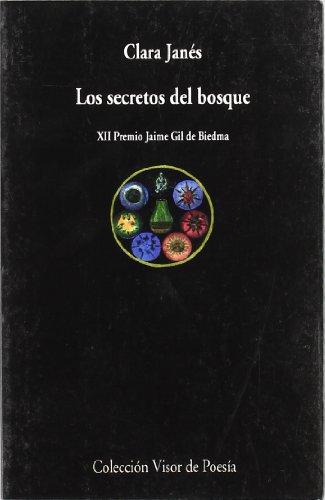 9788475229393: Los Secretos Del Bosque (Visor de Poesía)