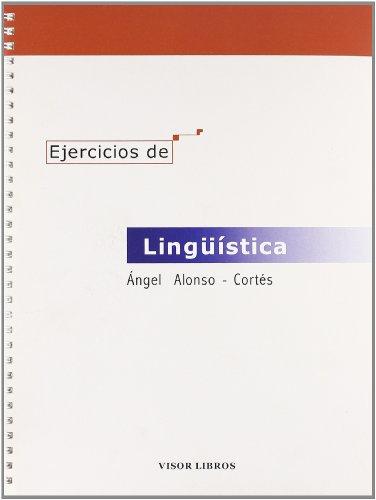 9788475229423: Ejercicios De Linguistica