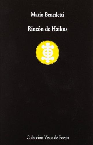 9788475229782: Rincón de Haikus (Visor de Poesía)