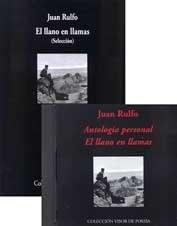 El Llano En Llamas with CD (Serie El poeta en su voz) (Spanish Edition): Rulfo, Juan