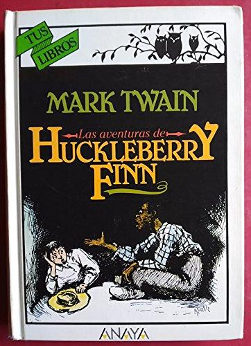 9788475250014: Las aventuras de Huckleberry Finn / The Adventures of Huckleberry Finn