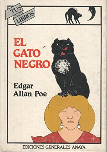 9788475251011: El Gato Negro / The Black Cat (Spanish Edition)
