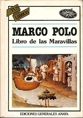 9788475251080: Marco Polo: Libro De Las Maravillas