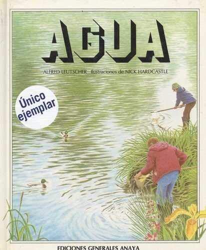 9788475252124: Agua/Water