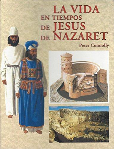 9788475252308: Vida en tiempos de Jesús de nazareth, la