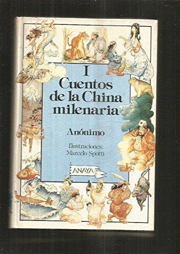 9788475253497: Cuentos de la China milenaria (Tomo I)