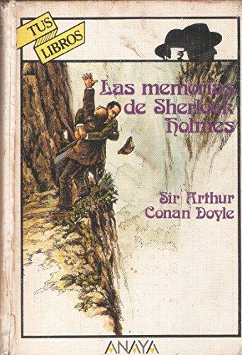 9788475254593: Memorias de sherlock holmes (Tus Libros)
