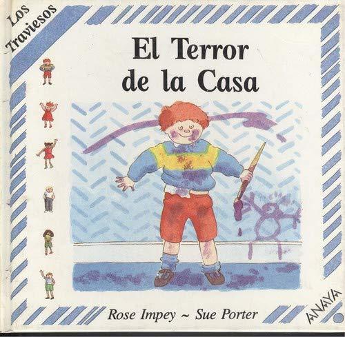 9788475254920: El Terror De La Casa (Los Traviesos)