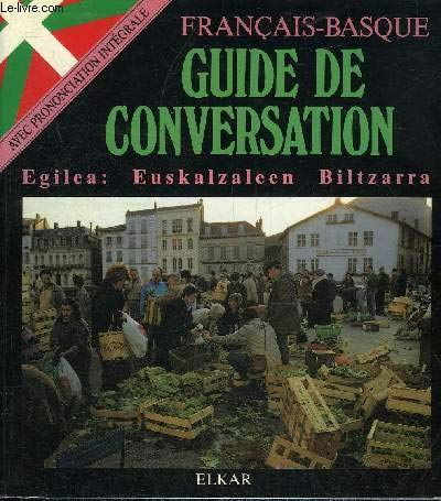 Guide de conversation - français/basque -